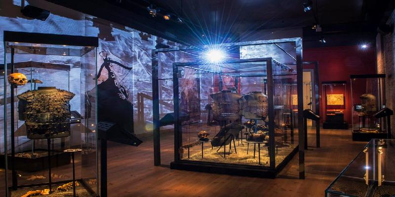 SIBE.se Befuktning för rätt inomhusklimat på Museer